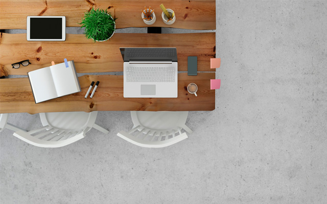 espacio de trabajo limpio mejora tu rendimiento