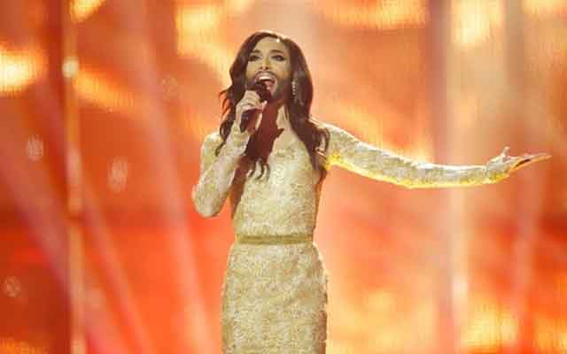 Conchita Wurts Eurovisión Entrevista de trabajo