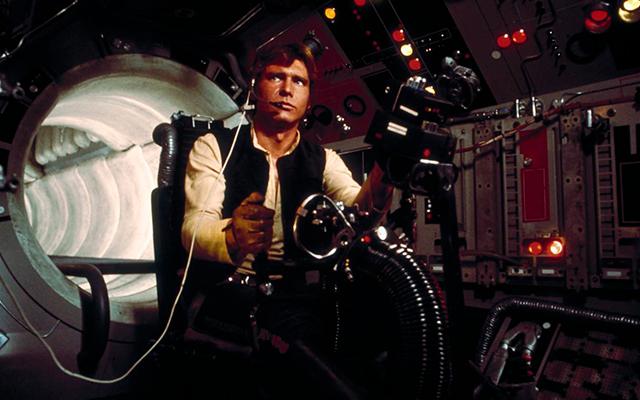 Enseñanza Han Solo Star Wars