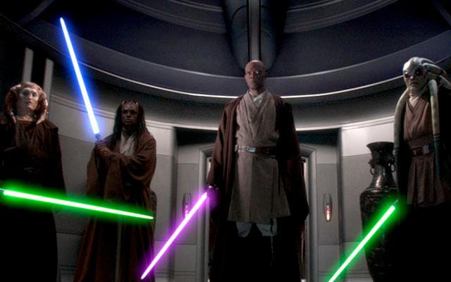 Enseñanzas Orden Jedi y Código Jedi Star wars