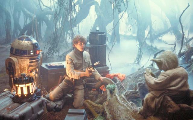 Enseñanzas Luke Skywalker Star Wars