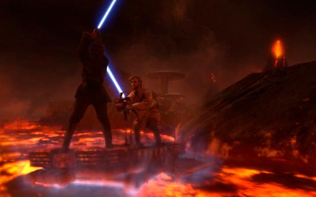 Enseñanzas Anakin Skywalker Star Wars