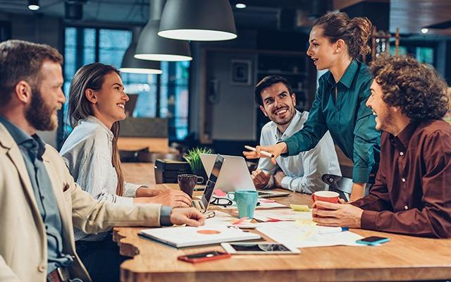 Organizar-trabajo-en-equipo-InfoJobs