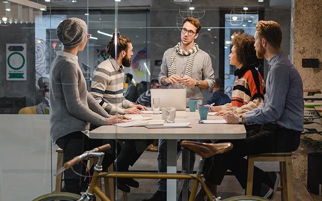 Ventajas de trabajar en una empresa startup tecnológica